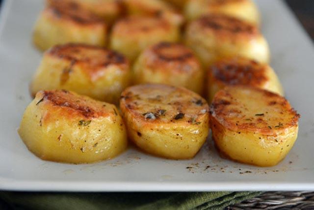 Krompir sa temeljcem