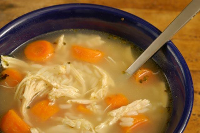 Pileća supica