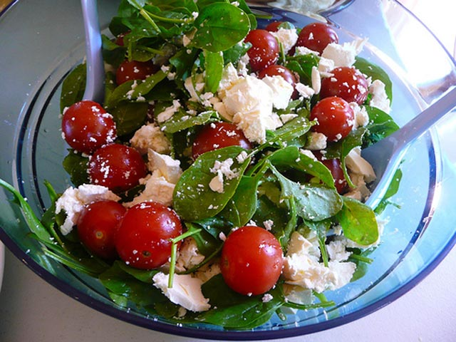 Špinat salata