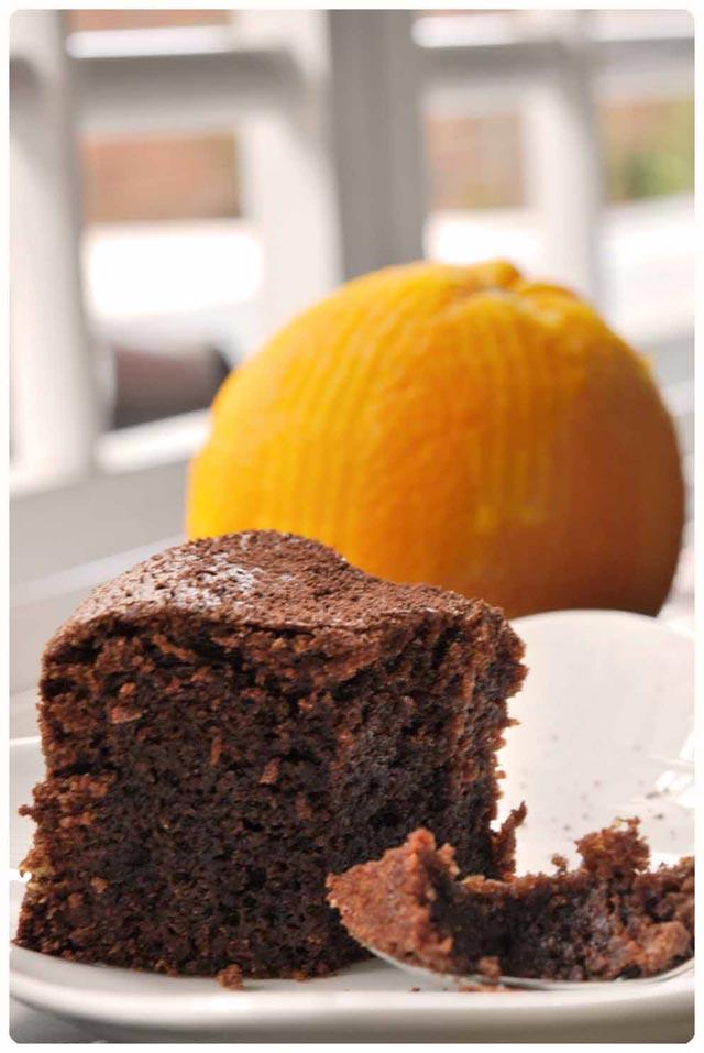 Čoko narandža kolač