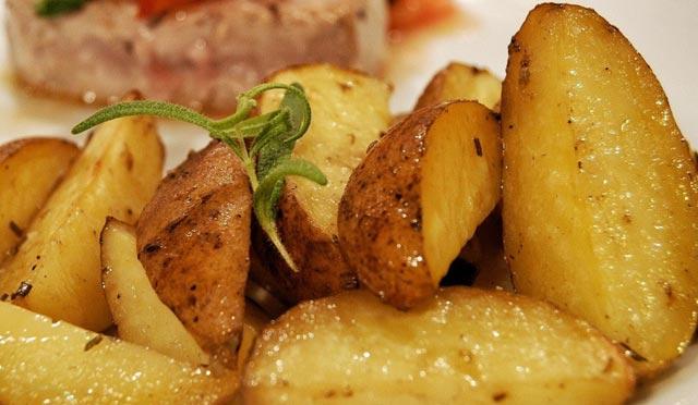 Pečeni krompir