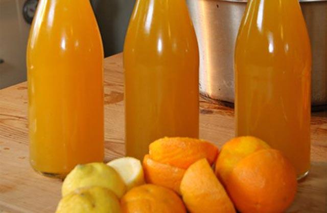 Sok od narandže i limuna
