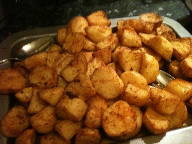 Začinjeni krompir