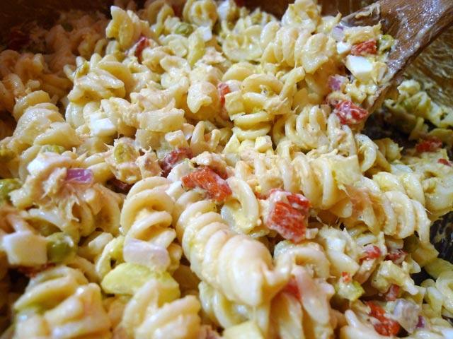 Hladna salata od tjestenine