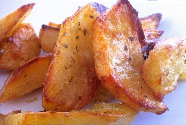 Hrskavi krompirići