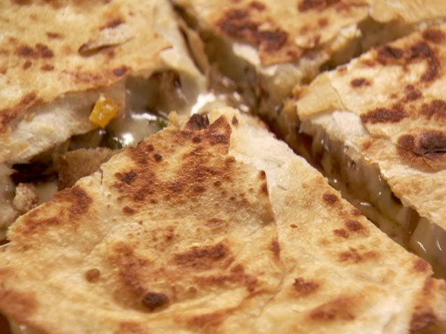 Quesadillas sa piletinom