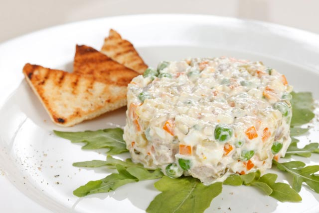 Salata tortice