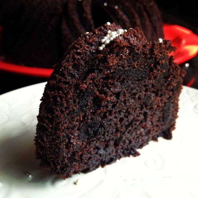 Sočni čokoladni kuglof