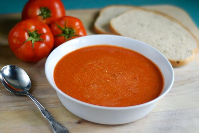 Supa od paradajza