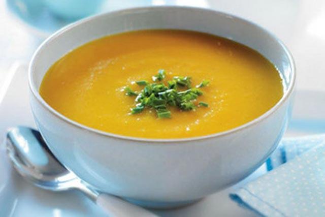 Krem supa sa mrkvom