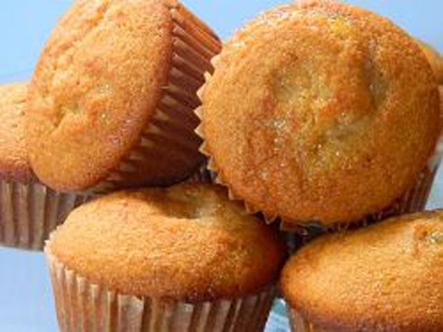 Muffini sa ukusom narandže