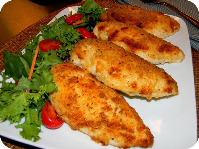 Piletina sa parmezanom