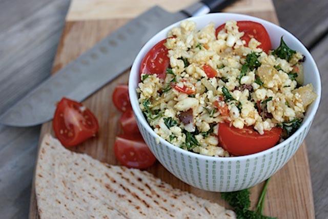 Salata od svježeg karfiola