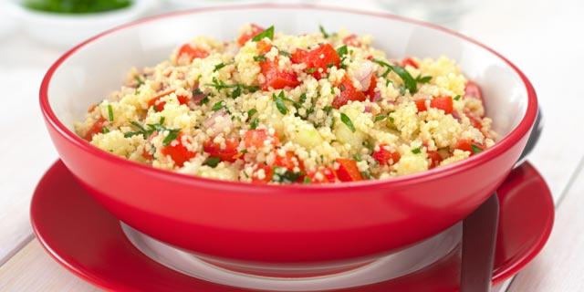 Salata sa couscousom