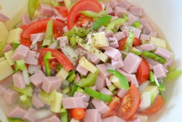 Bavarska salata