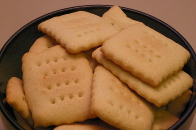Domaći petit keks