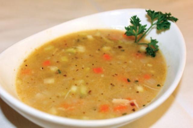 Supa od ćuretine