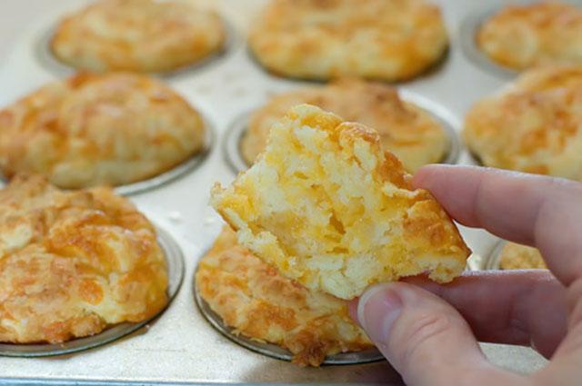 Muffini sa sirom